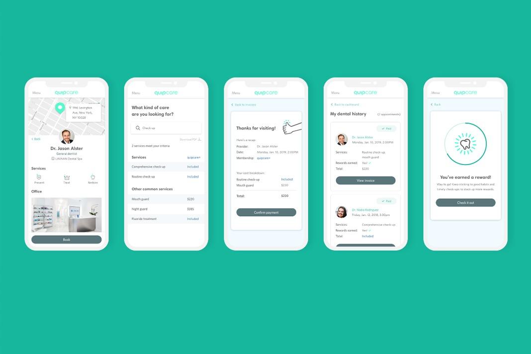Quip Launches QUIPCARE to Democratize Access to Professional